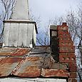 Metal steeple
