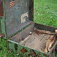Grandpa's rollerskate case